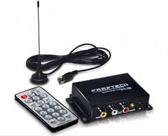 RECEPTOR TV DIGITAL FAAFTECH 1 SEG